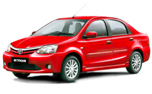 Check for Toyota car dealers in India