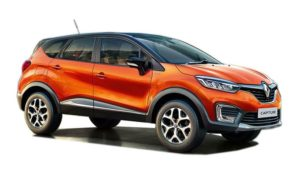 Check for Renault Captur Price in CarzPrice