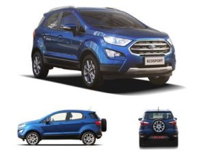 Check for Ford Ecosport On Road Price in Kolkata